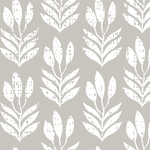 Blooming Leaves Pattern
