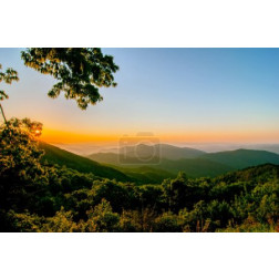 Blue Ridge Parkway - Early Morning