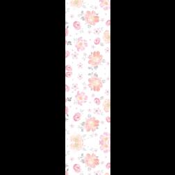 Floral Pink - Furniture Wrap
