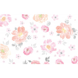 Bright Floral Arrangement - Sample Kit