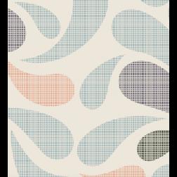 Burlap Drops Pattern - Sample Kit