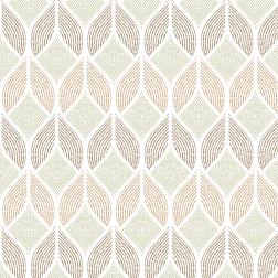 Earthy Leaf Pattern