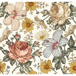 Vintage Wildflower - Sample Kit