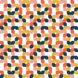 Retro Tile Pattern