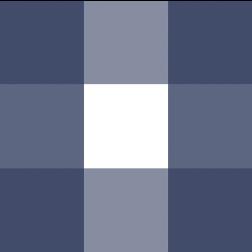Buffalo Check Pattern - Sample Kit-Blue